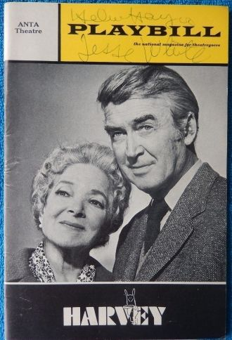 Helen Hayes and James Stewart