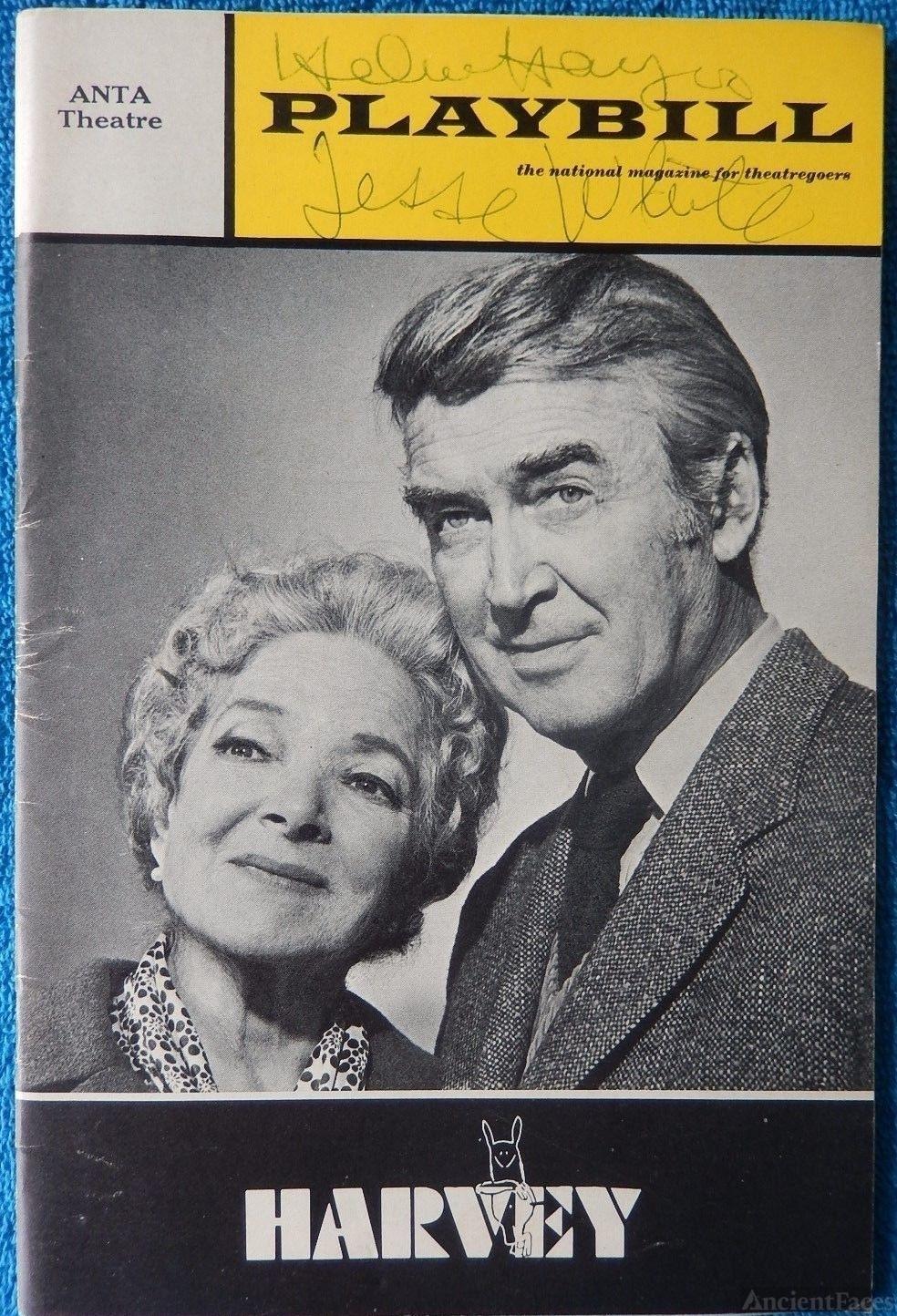Helen Hayes and James Stewart