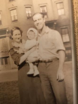 Charles F Hogan Family
