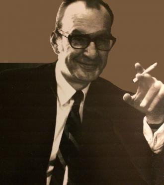 Jacob (Jack) Weiss, Gertrude Weiss's husband.