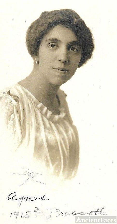 Mary Agnes (Lerg) Butler