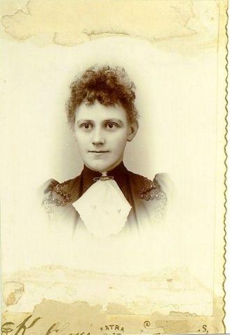 Ida Clarise Shade (nee Peterson)