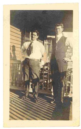 William DeVito & James Brennan