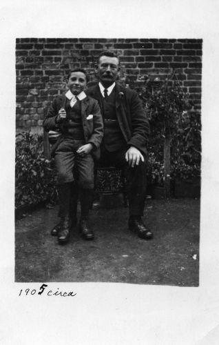 Relatives of Joseph Bowden
