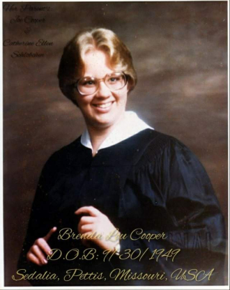 Brenda Lou Cooper