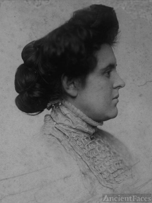 Bessie May Shepherd Swander
