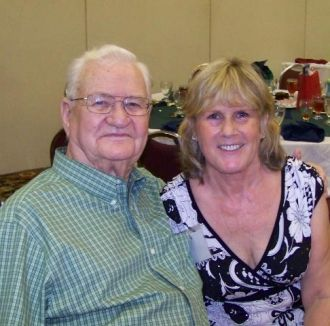 Duane Steeples and Pam Marks