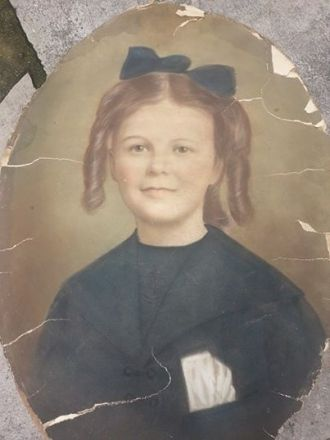Unknown Young girl 1