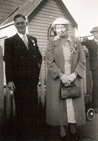 George and Ethel Rowley