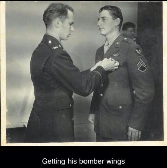 Carl W Tepe, Air Force