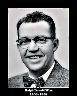 Ralph Donald Wise