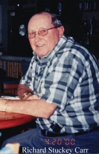Richard Stuckey Carr