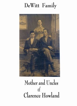 mother and uncles of clarence howland