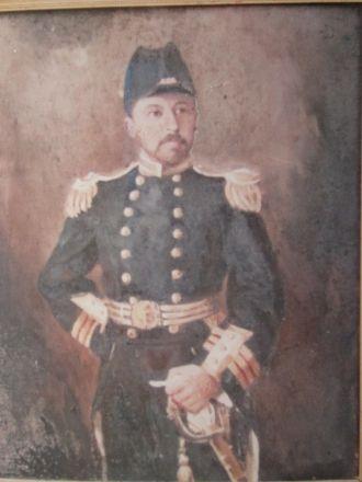 Fleet Surgeon George Alexander Waters