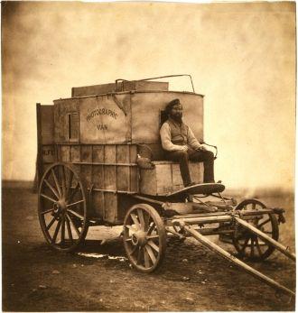 Crimean War photographer