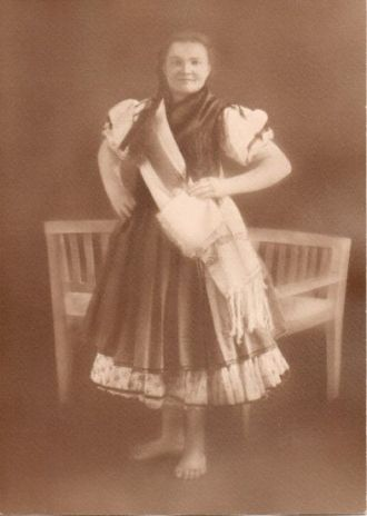 Mary Micovcin Elnyczky