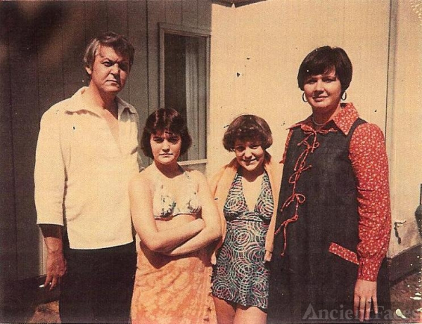 William Marshall Burch Family