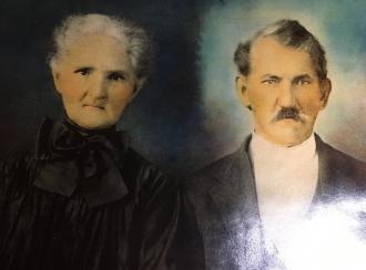 Amanda and Martin Shelton