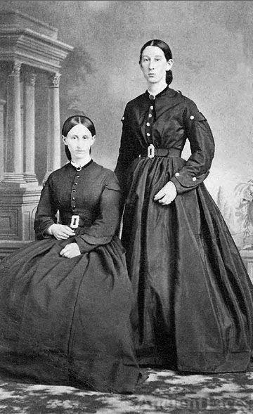 Mary & Martha Barker