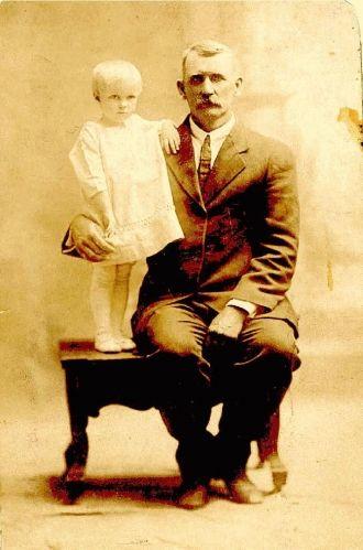 Grandpa & Granddaughter