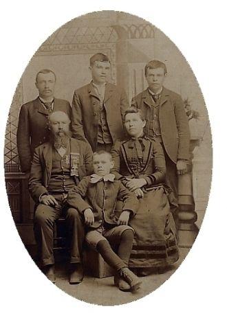 Peter Cullen Family