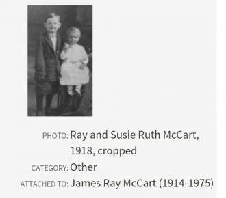 Susie Ruth McCart