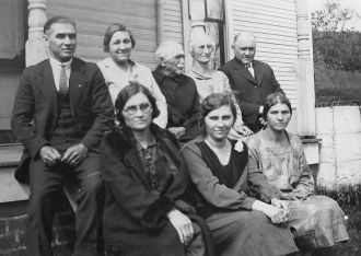 Family Reunion at Homeplace