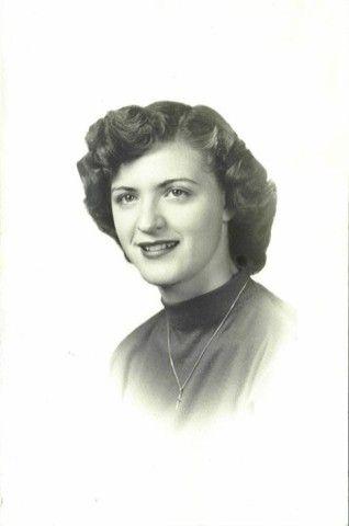 A photo of Betty Messany