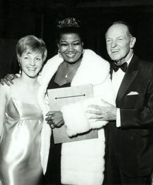 Pearl Bailey, Amanda Stevenson, & Silas Seadler