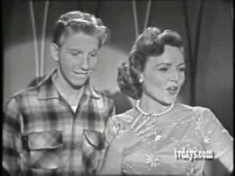 Jimmy Devon Boyd and Betty White