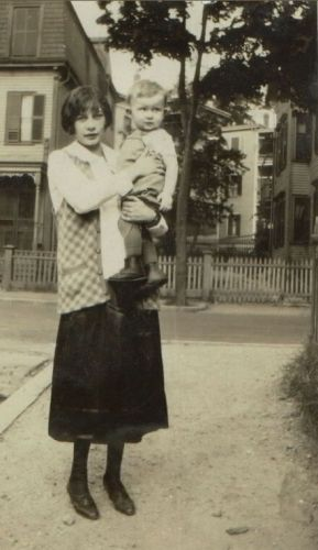 Anna Louise and Ralph Heidke, Massachusetts