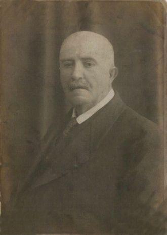 Portrait of Jakob Weiss