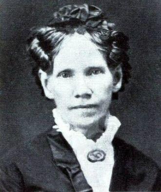 Martha (Good) Moorehead, 1906