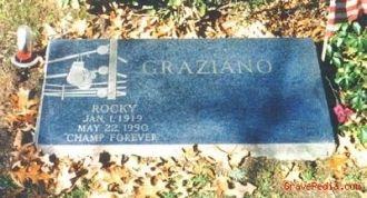 Rocky Graziano Gravesite