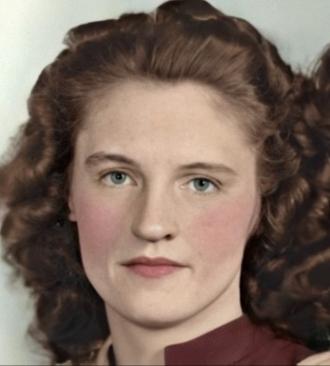 Olive Minerva (Sapp) Harold