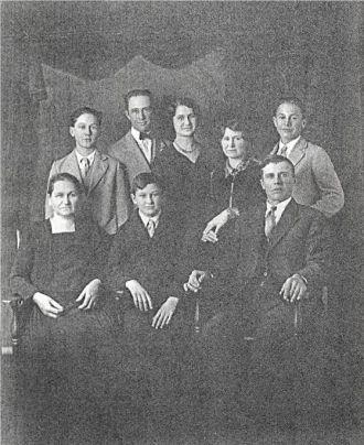 George Philip Huck Family