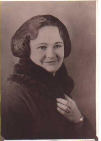 Mary Olive Ayres Blake