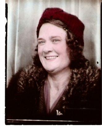 Flora Bell Kirkpatrick 1895-1970