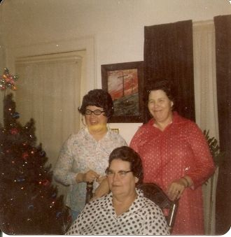Louise, Mae and Ruth