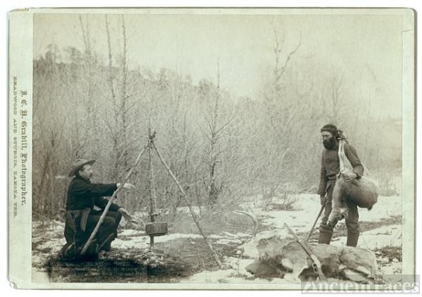 """""""Hunting Deer"""""""