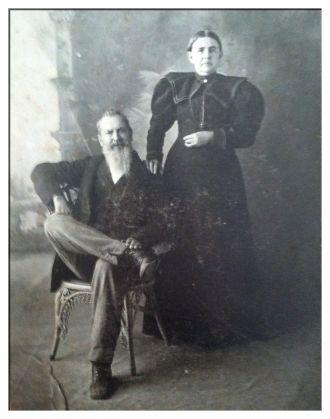 James Douglas & Mary Jane (McGregor) Tate