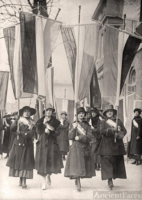 Suffrage Pickets