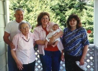 Florence & Herman Wallace Family, Washington
