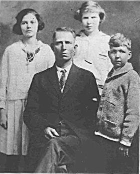 Jessie Sanderson Family