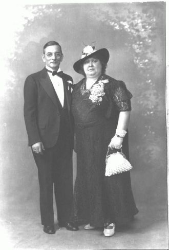 Frank and Charlotte Sipp