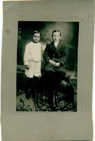 James Argyle and Franklin Taylor Roberson