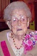 Maggie at 100