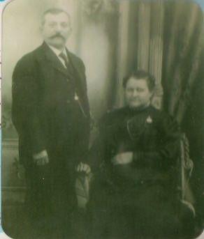 Alfred & Mathilda (Gelinas) Beaudry, Minnesota