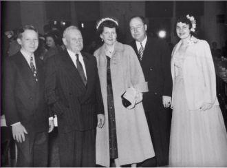 Herman Harms & Family