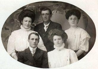 Gertrude Gertie D. Fritz
